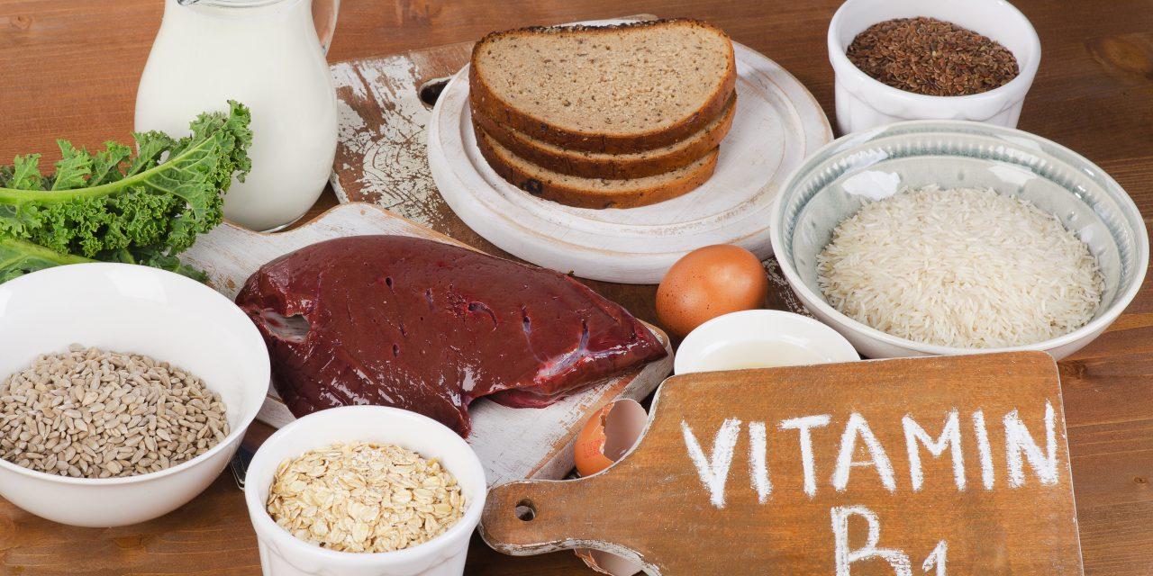 A B 1 -vitamin hiánya okozta megbetegedések