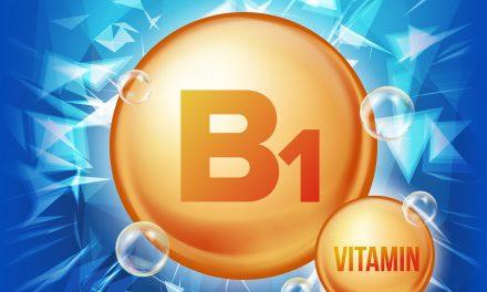 A B 1 -vitamin, azaz tiamin