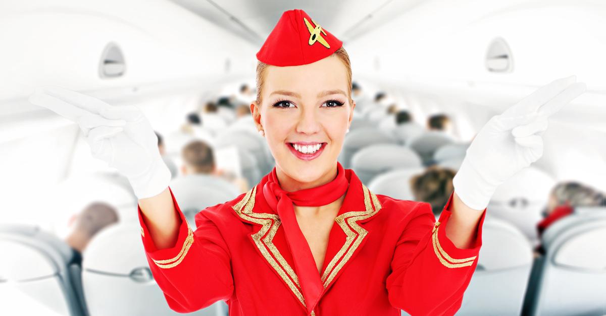 Vitaminok? Hallgass a stewardess-re!