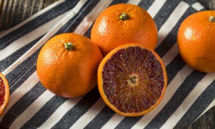 Ezért változott lilává egy narancs