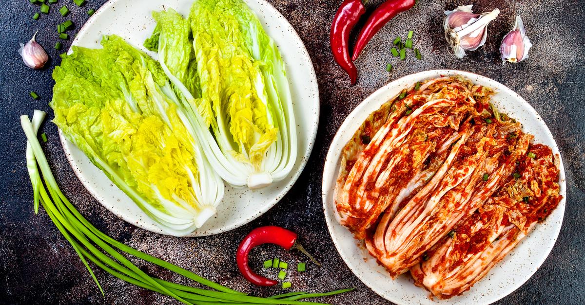 Kimchi az emésztésért és a fogyásért!