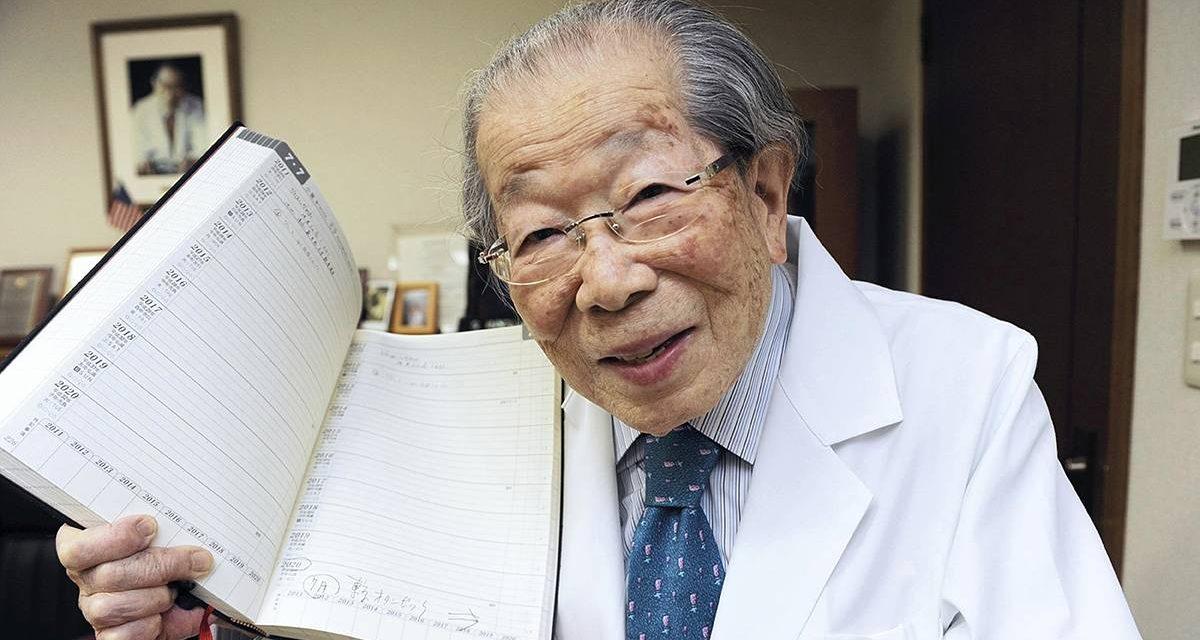 A 105 éves japán orvos 11 megdöbbentő tanácsa