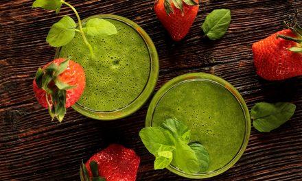 Nyers ételek az egészséges enzimekért